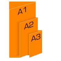 Plakáty A1, A2 a A3